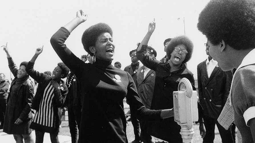 Belfast Film Festival: Black Panthers