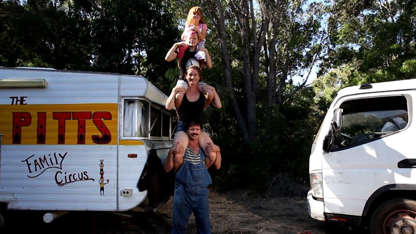 Belfast Film Festival: The Pitts Family Circus showing at
