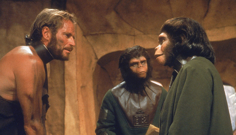 CINEMA DAY: PLANET OF THE APES