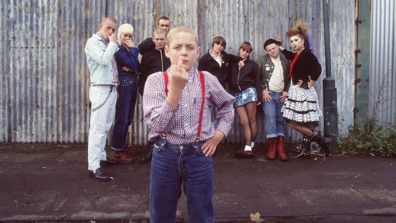 Screen/Print: This is England